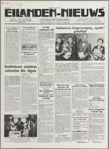 Eilanden-nieuws. Christelijk streekblad op gereformeerde grondslag 1989-03-14