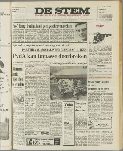 de Stem 1973-01-27
