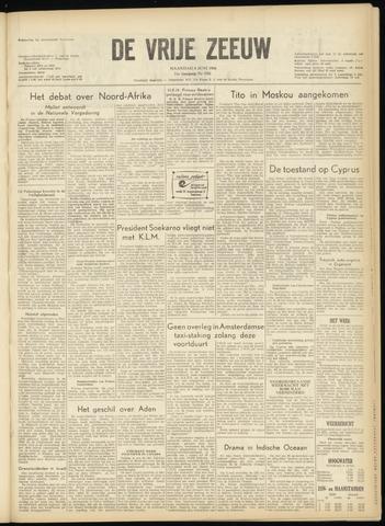 de Vrije Zeeuw 1956-06-04