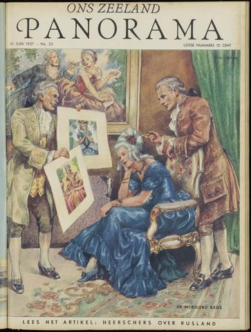 Ons Zeeland / Zeeuwsche editie 1937-06-10