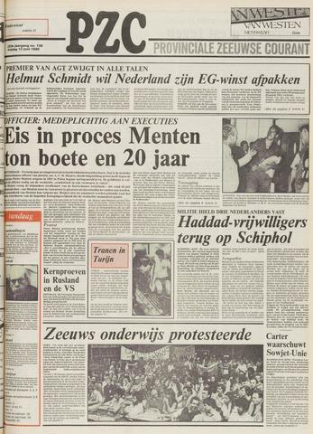 Provinciale Zeeuwse Courant 1980-06-13