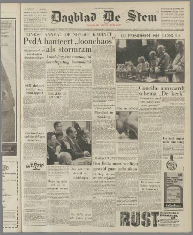 de Stem 1963-10-02