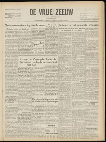 de Vrije Zeeuw 1953-09-21
