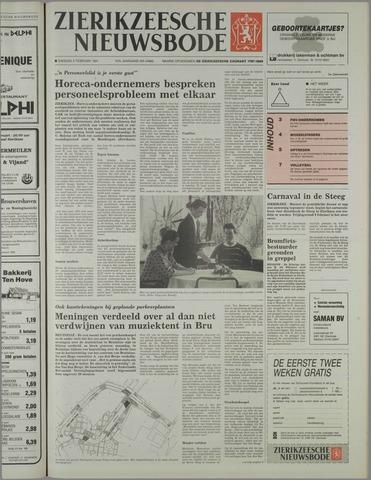 Zierikzeesche Nieuwsbode 1991-02-05