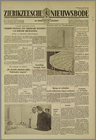 Zierikzeesche Nieuwsbode 1962-01-11