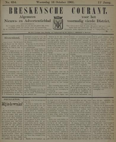 Breskensche Courant 1901-10-16