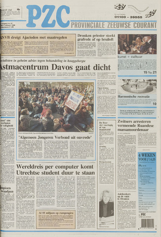 Provinciale Zeeuwse Courant 1995-02-17