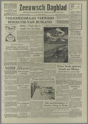 Zeeuwsch Dagblad 1958-07-19