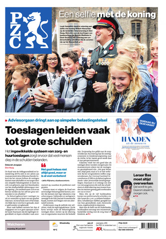 Provinciale Zeeuwse Courant 2017-06-26