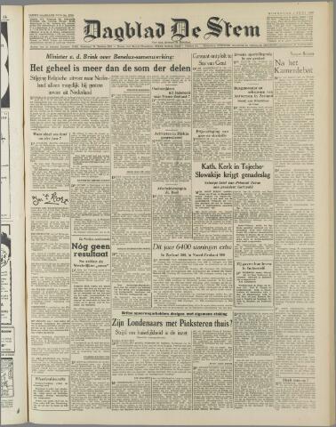 de Stem 1949-06-01