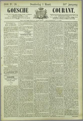 Goessche Courant 1906-03-01