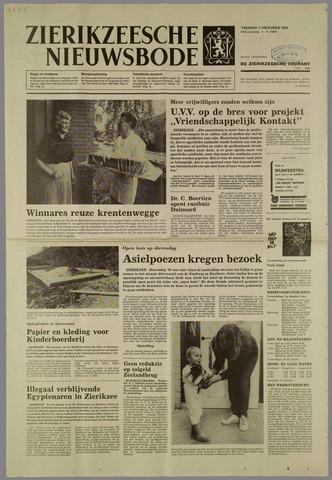 Zierikzeesche Nieuwsbode 1984-10-05