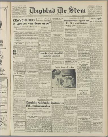 de Stem 1949-01-25