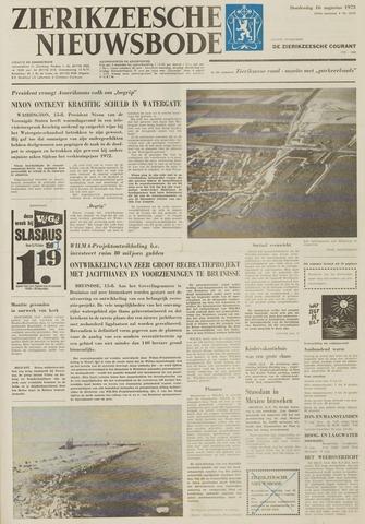 Zierikzeesche Nieuwsbode 1973-08-16