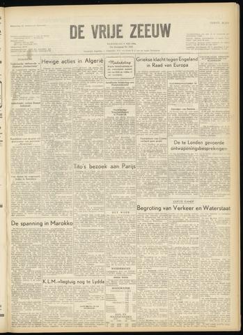 de Vrije Zeeuw 1956-05-09