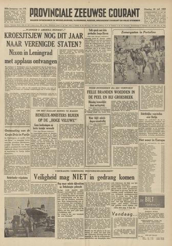 Provinciale Zeeuwse Courant 1959-07-28