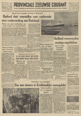 Provinciale Zeeuwse Courant 1959-01-12