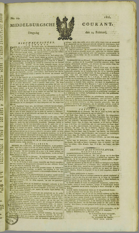 Middelburgsche Courant 1824-02-24