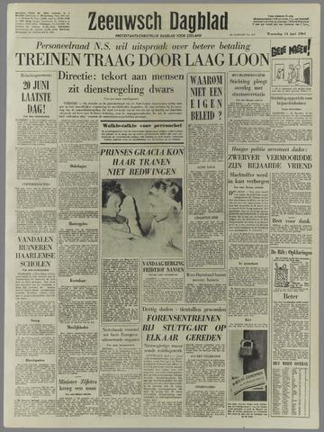 Zeeuwsch Dagblad 1961-06-14