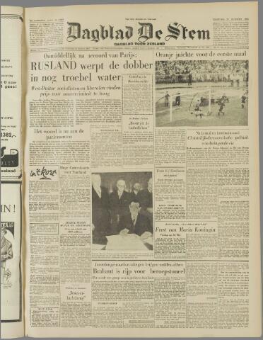 de Stem 1954-10-25