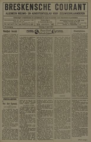 Breskensche Courant 1924-04-05