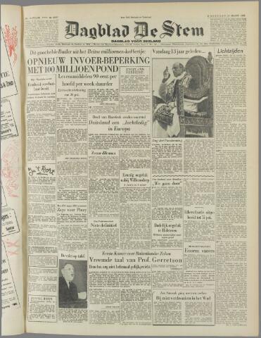 de Stem 1952-03-12