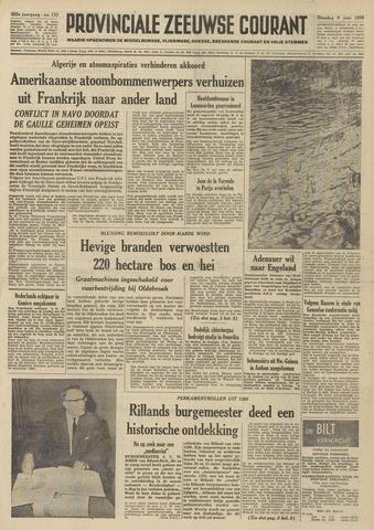 Provinciale Zeeuwse Courant 1959-06-09