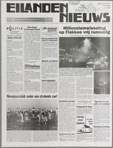 Eilanden-nieuws. Christelijk streekblad op gereformeerde grondslag 2000-01-04