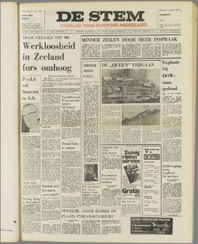 de Stem 1972-01-11
