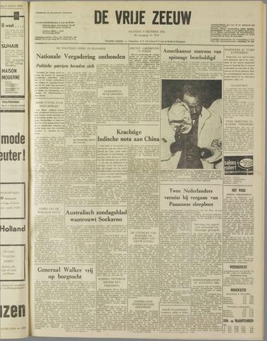 de Vrije Zeeuw 1962-10-08