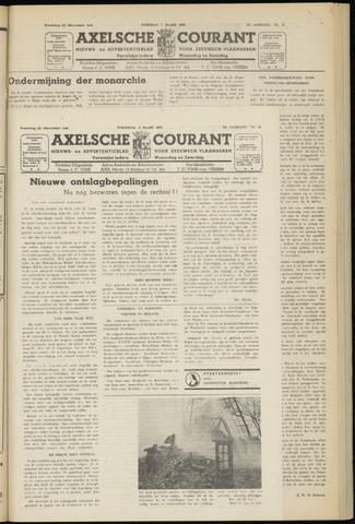 Axelsche Courant 1953-03-04