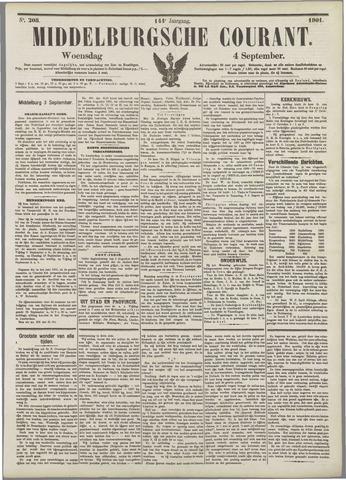 Middelburgsche Courant 1901-09-04