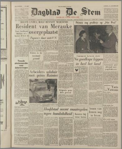 de Stem 1962-10-16
