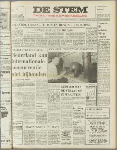 de Stem 1972-04-08