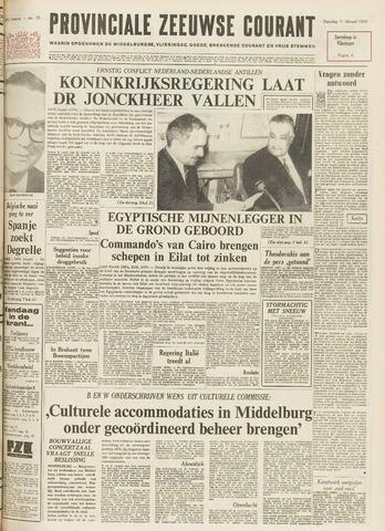 Provinciale Zeeuwse Courant 1970-02-07