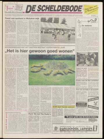 Scheldebode 1993-08-25