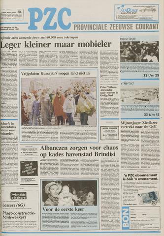 Provinciale Zeeuwse Courant 1991-03-09