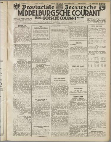 Middelburgsche Courant 1934-11-23
