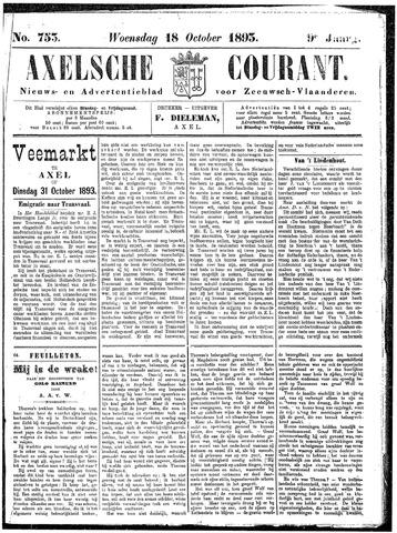 Axelsche Courant 1893-10-18
