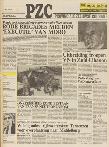 Provinciale Zeeuwse Courant 1978-04-19