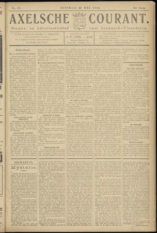 Axelsche Courant 1925-05-26