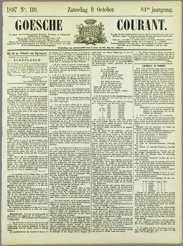 Goessche Courant 1897-10-09