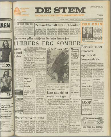 de Stem 1973-11-16