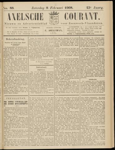 Axelsche Courant 1908-02-08