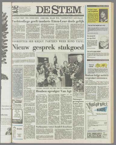 de Stem 1987-04-04