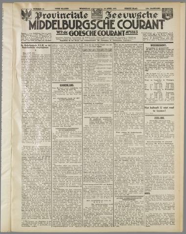 Middelburgsche Courant 1937-04-14