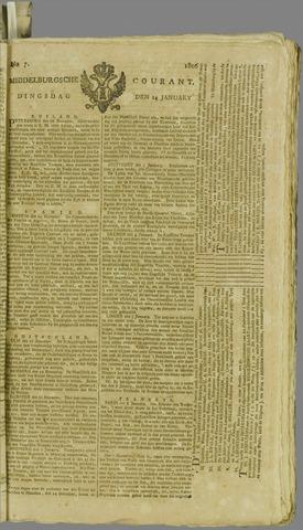Middelburgsche Courant 1806-01-14