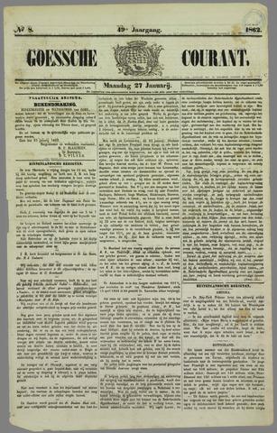 Goessche Courant 1862-01-27