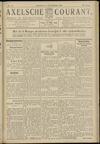 Axelsche Courant 1940-12-24