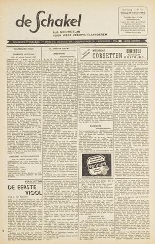 De Schakel 1965-02-26